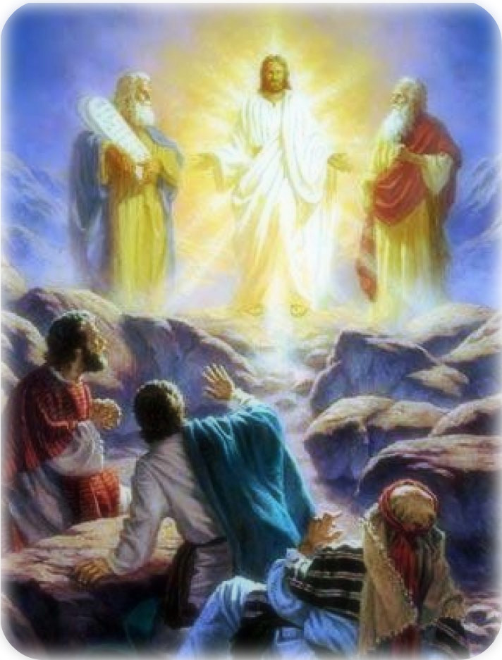 FROM DISFIGURATION TO TRANSFIGURATIONAL CHANGE OF POSITION