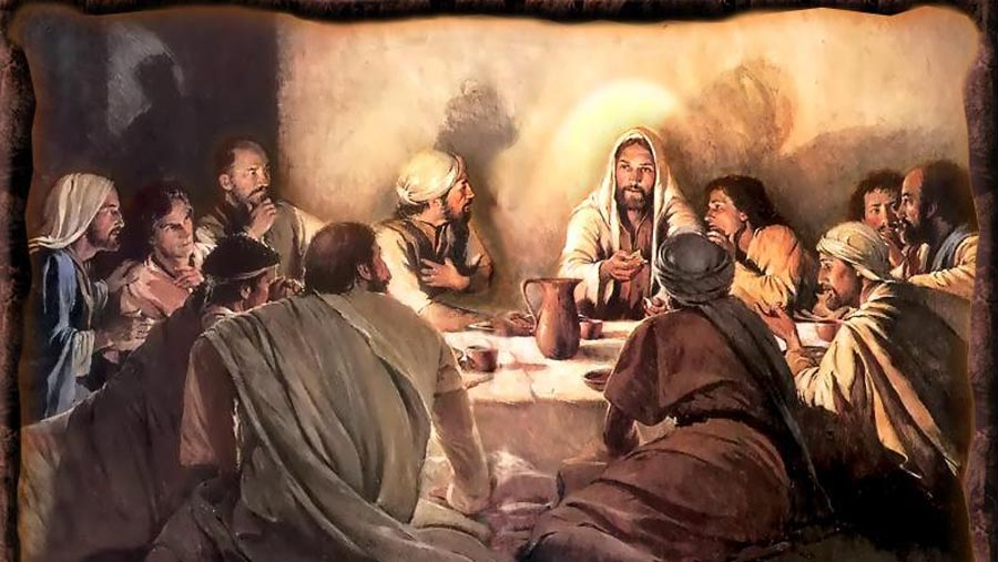 THE DEMAND AND THE PROMISE: HOMILY FOR THE 6TH SUNDAY OF EASTER ...