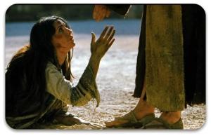 tha Canaanite woman