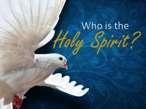 who is the Holy Spirit prop