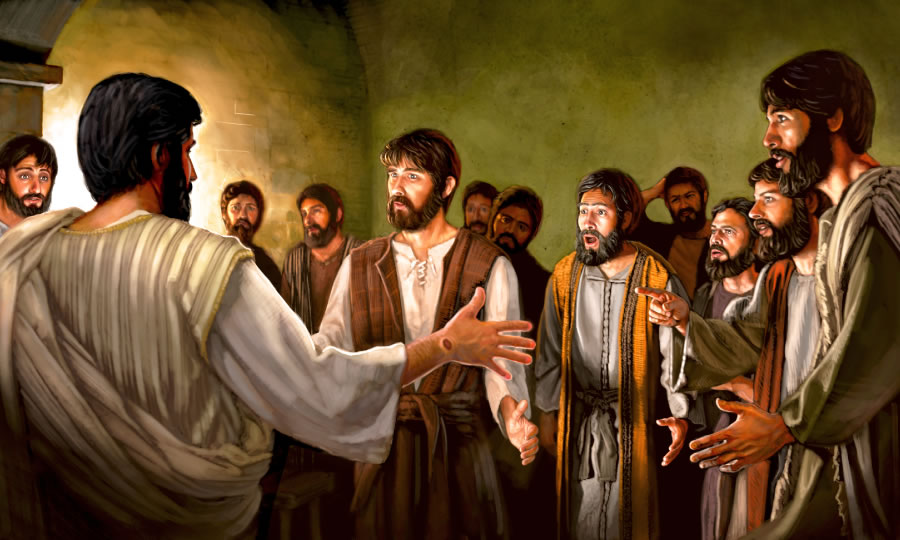 THE REAL APOSTOLIC WORK RETURNS: HOMILY FOR THE SIXTEENTH