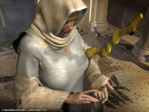 widow's mite