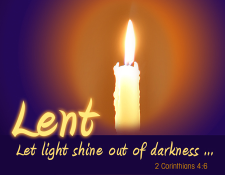 lent shine  the light