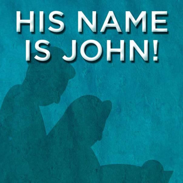 Name is John