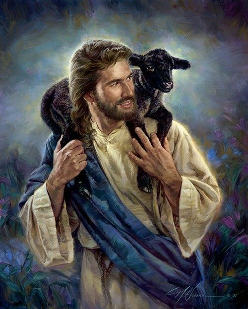 GOOD SHEPHERD FOTO