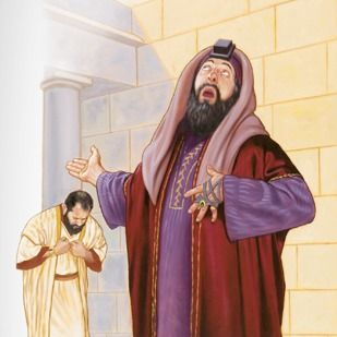 Pharisee and tax collector