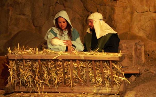 Bethlehem and Manger