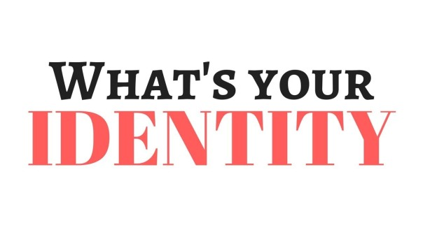 what's your identity